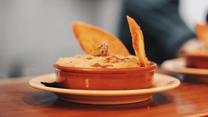 Sugerencia del chef - Els Pinxus - Urgell, Barcelona