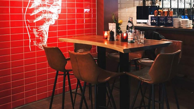 Interieur - Meatpoint, Voorburg