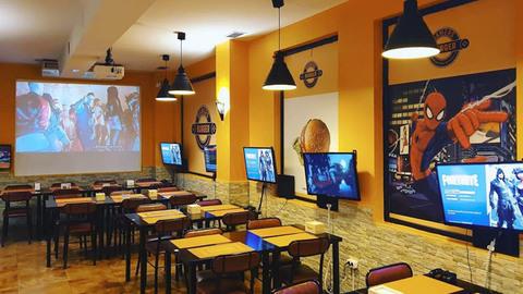 Gamers Burger, Guadalajara