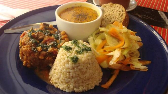 Sugerencia del chef - Tiyoweh La Quietud, Madrid