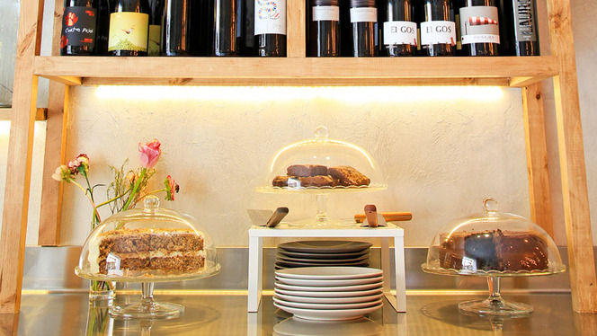 Algo dulce - Muy Mío Café Pl. Cardona, Barcelona