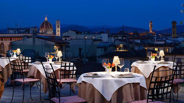 Restaurante Terrazza Rossini En Florencia Thefork Antes