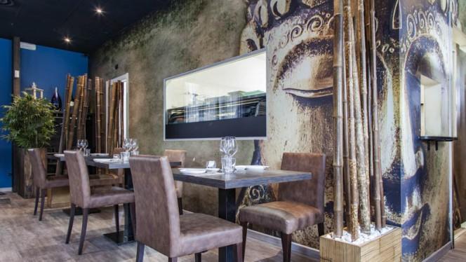 Veduta dell interno - Shabu Fusion Restaurant Desio, Desio