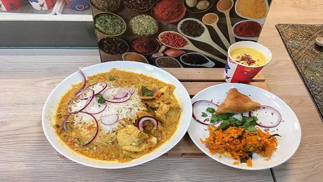 Suggestion du Chef - South Indian Foodie - La Commune, Lyon