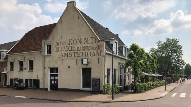 Brasserie de Brouwerij - Brasserie de Brouwerij, Utrecht