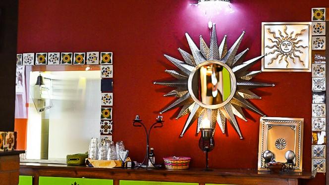 Particolare decorazione - La Posada Mexicana, Turin