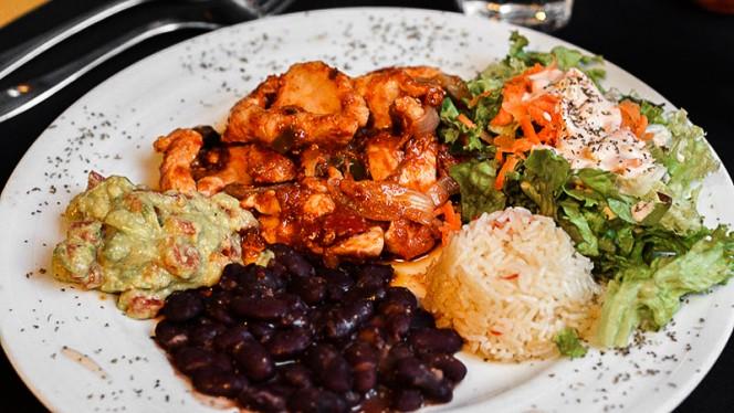 Suggerimento del chef - La Posada Mexicana, Turin