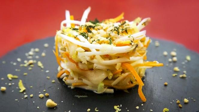 sugerencia del Chef - Kappo Barcelona - Sabores de Asia, Barcelona