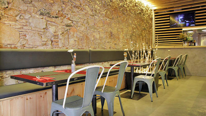 vista interior - Kappo Barcelona - Sabores de Asia, Barcelona