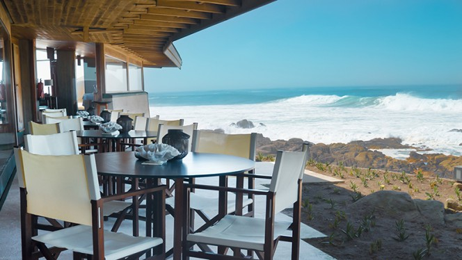 Esplanada - Casa de Chá da Boa Nova, Matosinhos