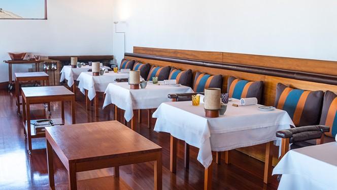 Sala - Casa de Chá da Boa Nova, Matosinhos