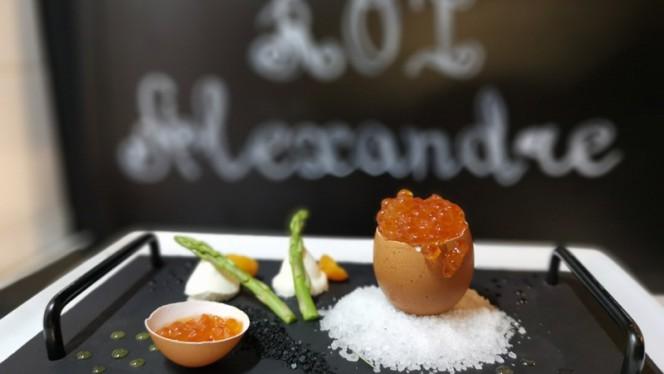 Caviar - Roi Alexandre, Lyon