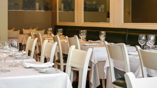 Sala do restaurante - O Barroso, Matosinhos