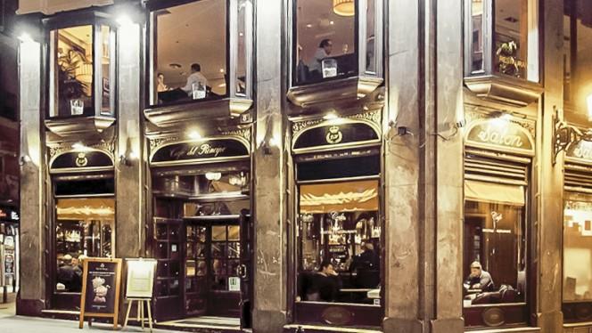 fachada - Café del Príncipe, Madrid