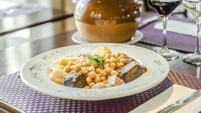 Sugerencia del chef - Café del Príncipe, Madrid