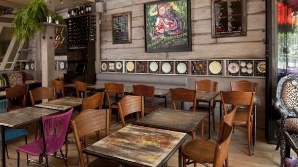 Aperçu de l'intérieur - Café d'Albert Paris 11ème, Paris