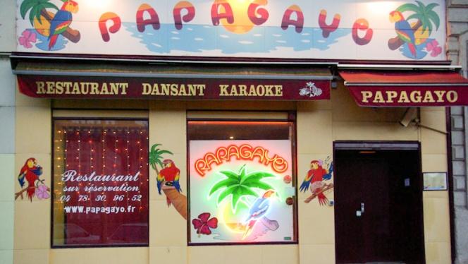 Devantrure - Papagayo, Lyon