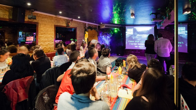 karaoke - Papagayo, Lyon