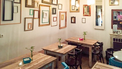 Toast Café, Madrid
