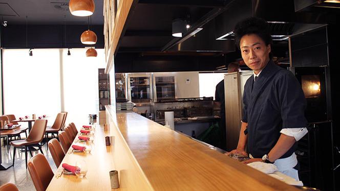 Chef de Tori Key. Hiro San - Tori-Key, Madrid