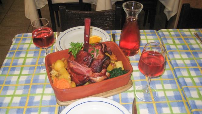 Sugestão do chef - Antunes, Porto