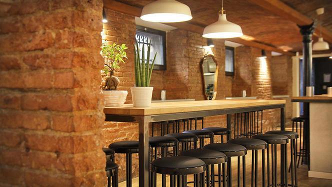 vista interior - El Bandarra Tapería, Barcelona
