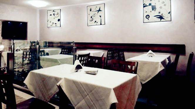 Particolare sala - Mirò Bistrot Café, Milan
