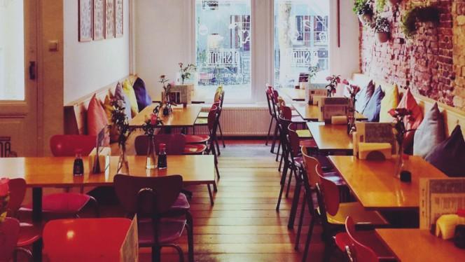 Restaurant - Deshima, Amsterdam