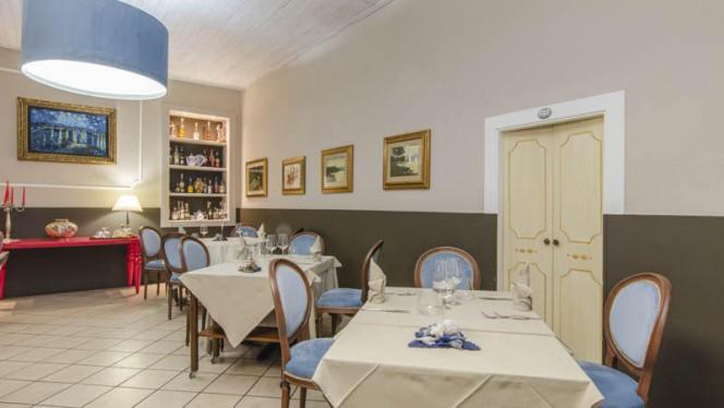 Vista sala - Langosta, Brescia
