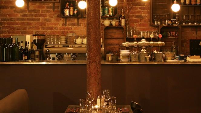 Bar - La Bulle, Paris