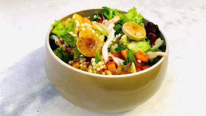 Suggestion du chef - Salade Folle, Bruges