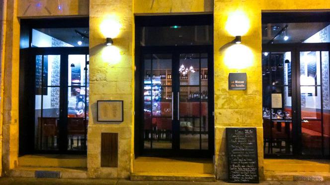 Devanture - Le Bistrot de Tutelle, Bordeaux