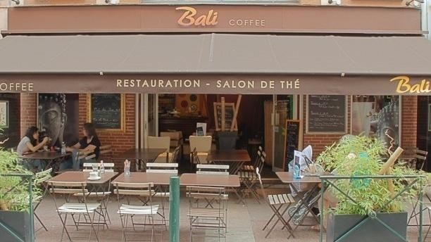 Devanture du restaurant - Bali Coffee, Toulouse