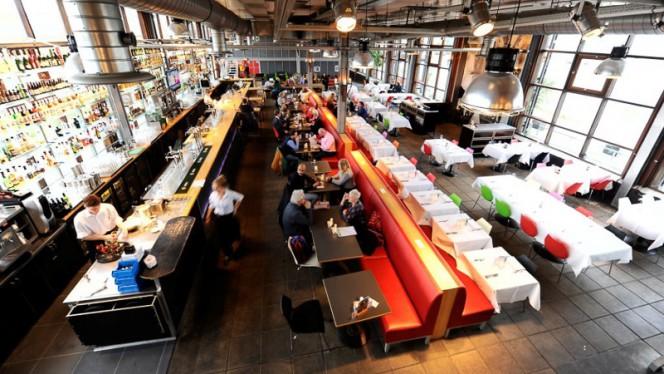 Restaurantzaal - IJ-kantine, Amsterdam