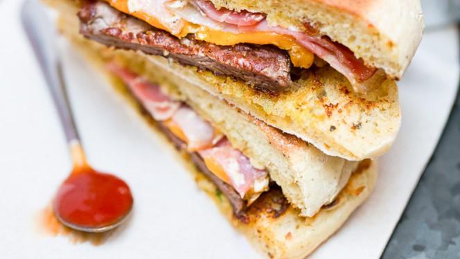 Sugestão do chef - O Prego da Peixaria - Saldanha, Lisboa