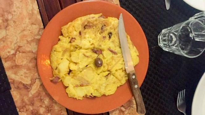 Sugestão do chef - A Talisca, Lisboa