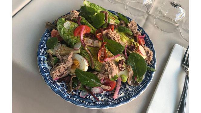 Salade Niçoise - La Table d'Augustine, Marseille
