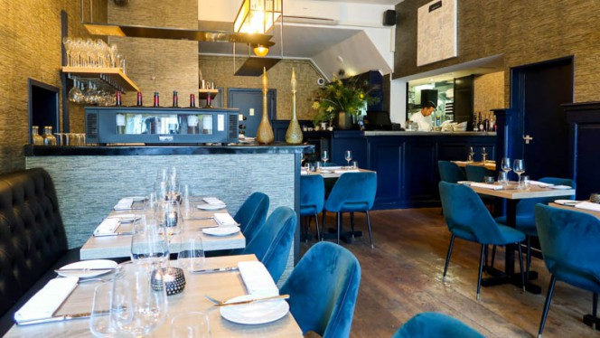 Het restaurant - De Goedheyd, Utrecht