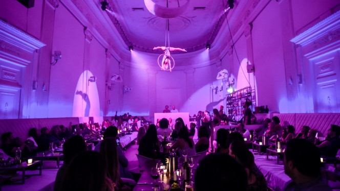 Exotic Shows - supperclub, Amsterdam