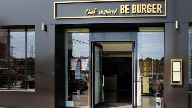 Devanture - Be Burger Stockel,