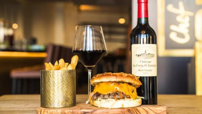 Suggestion du chef - Be Burger Stockel,