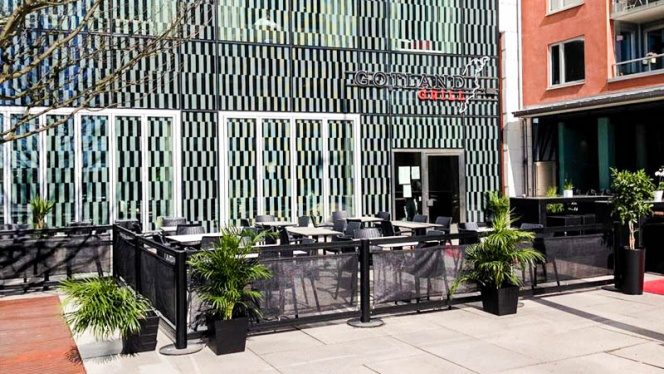 Café - Gotland Grill, Stockholm