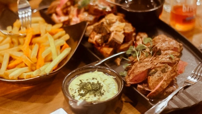 Special dishes - Gotland Grill, Stockholm