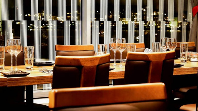 Table - Gotland Grill, Stockholm