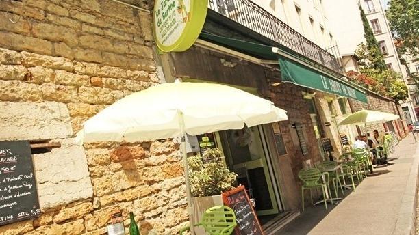 Bienvenue au restaurant Le Jardin de Berthe Ainay - Le Jardin de Berthe Ainay, Lyon