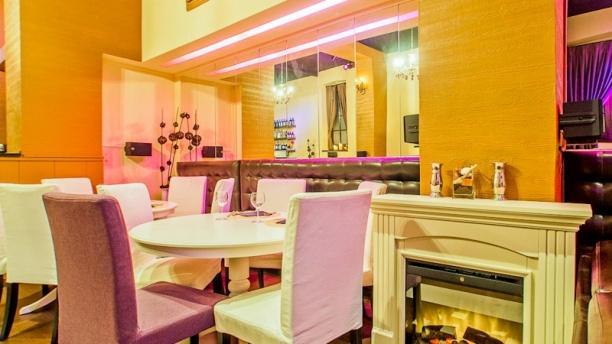 Vista mesa - Hot Lounge, Barcelona