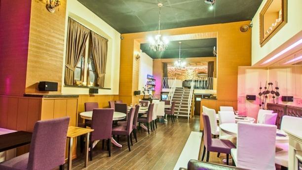 Vista comedor - Hot Lounge, Barcelona