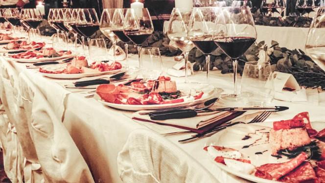 Apparecchiatura Gruppi - Tenuta Torciano Winery,