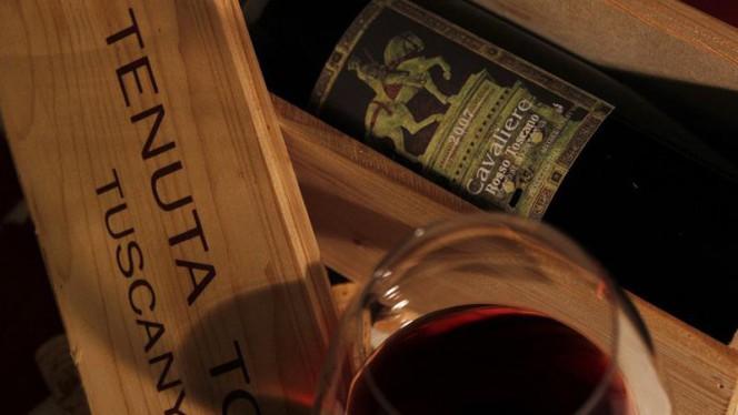 Cavaliere Vino Supertuscan - Tenuta Torciano Winery,