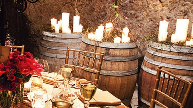 Cena a lume di Candela - Tenuta Torciano Winery,